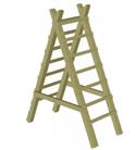 Spielturm, Schaukelelement Leiter