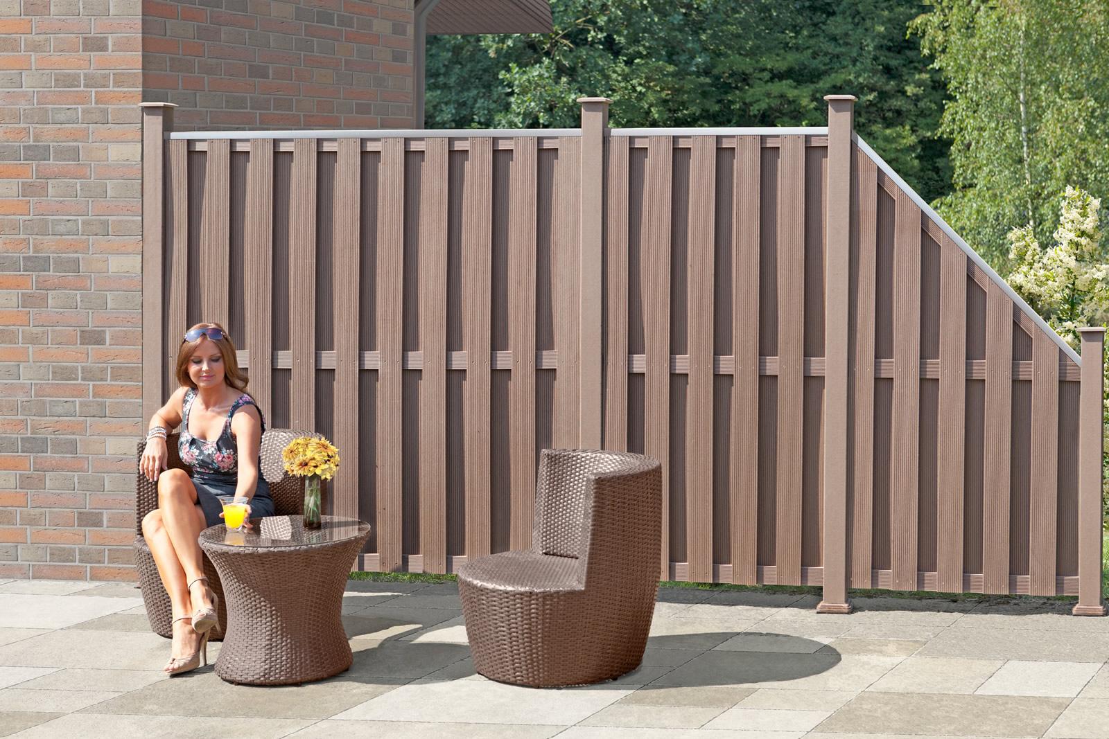 delta gartenholz p oty wpc. Black Bedroom Furniture Sets. Home Design Ideas