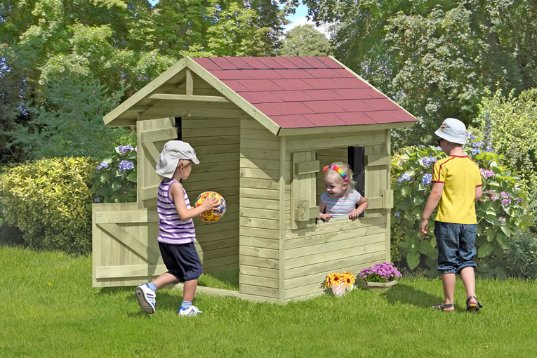 Kinderspielhaus Olli