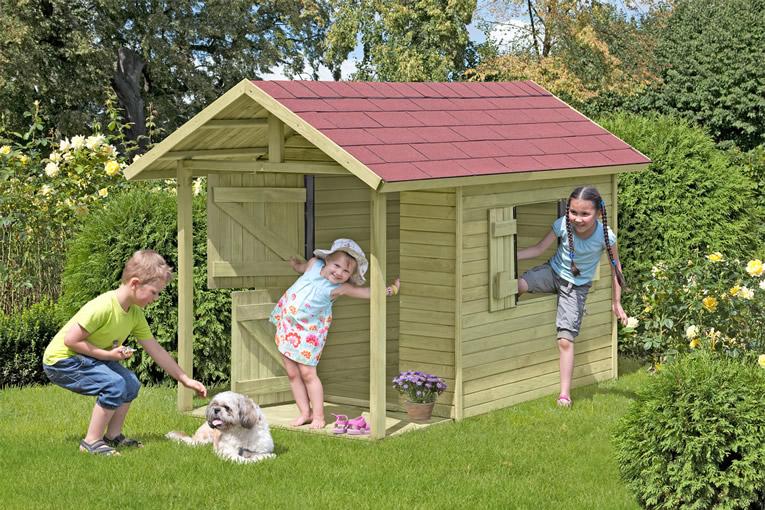 Kinderspielhaus Andy