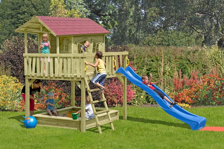 CRAZY Maxi Kinderspielhaus